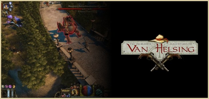 Giveaway HackSlashSite – do wyrwania klucz steam The Incredible Adventures of Van Helsing