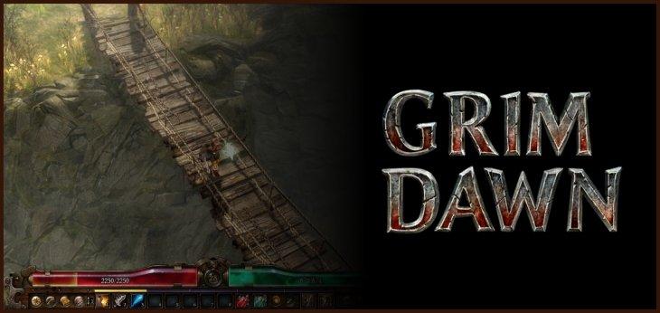 Grim Dawn – Nekromanta nadchodzi!