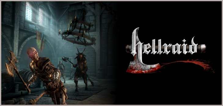 Hellraid – Gameplay z komentarzem twórców