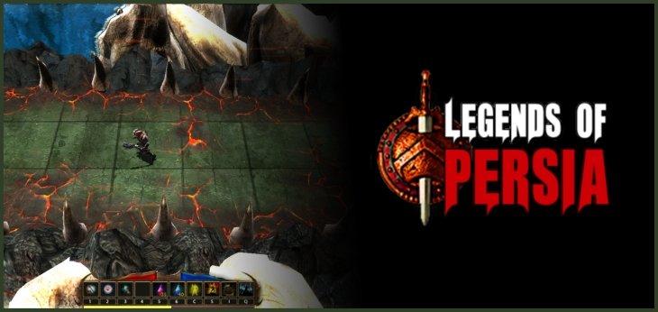 Legends of Persia – RECENZJA