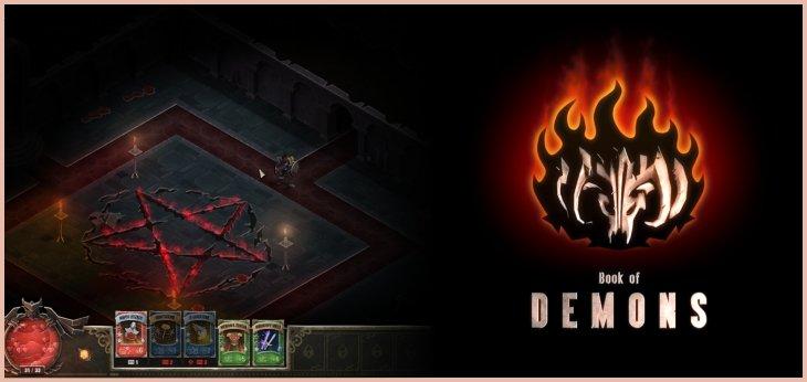 Przedstawiamy Book of Demons!