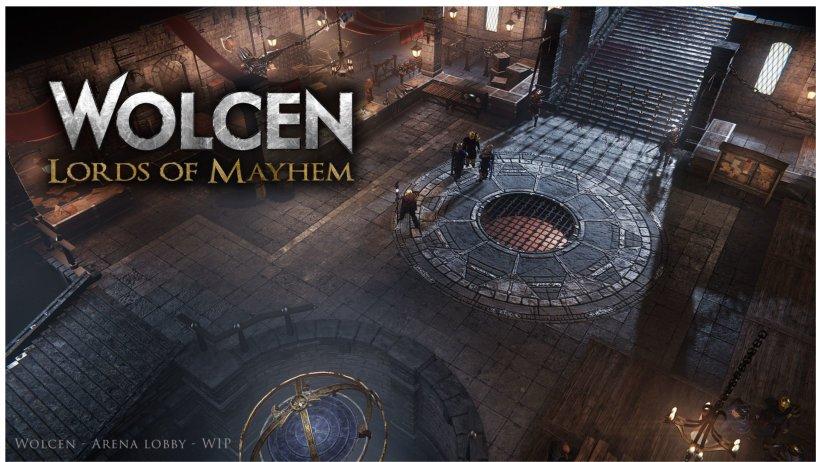 """Wolcen: Lords of Mayhem – Tryb """"Arena"""" oraz kilka innych nowości."""