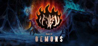 Aktualizacja Book of Demons | Mapa przyszłych aktualizacji