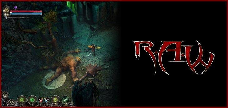R.A.W. – RECENZJA