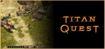 Titan Quest Anniversary Edition dostępne na Steam   Darmowe kopie dla obecnych posiadaczy Titan Quest na Steam